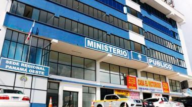 Sede del ministerio público en Panamá.