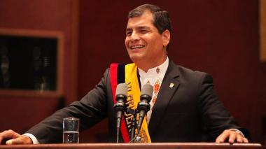 """Una oposición dividida intenta hoy terminar la """"revolución"""" de Correa"""
