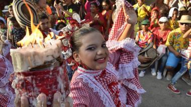 En Baranoa y Galapa, homenaje a la tradición carnestoléndica