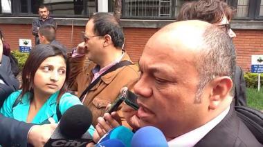 Ahora resulta que las personas se 'homicidian': Luis Alfonso Colmenares