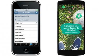 WhatsApp tendrá su propia versión de 'Stories'