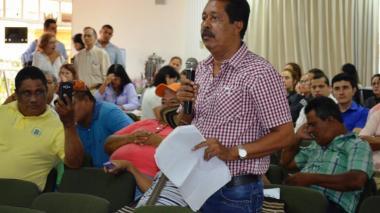 CTI de la Fiscalía capturan a ex alcalde y ex funcionario de Majagual