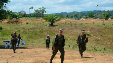 Polémica por captura con fines de extradición de guerrillero que salió enfermo de zona veredal