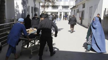 40 heridos en Kabul, Afganistán por fuerte explosión y tiroteos