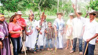 Indígenas del resguardo Zenú reclaman nombramiento de docentes nativos