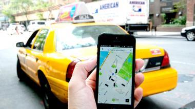 """""""Ventas de taxis han caído por nuevas aplicaciones"""""""
