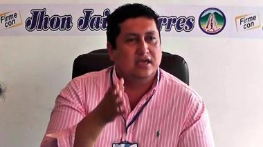 """45 meses de prisión al polémico alcalde """"John Calzones"""""""