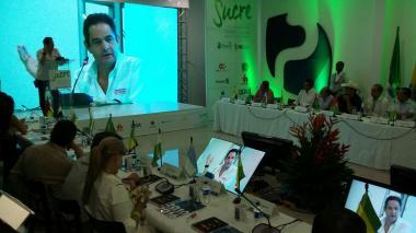 """""""El gran reto es que se le asignen vigencias futuras a 7 proyectos de infraestructura"""": Vargas Lleras"""