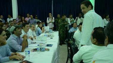 """""""Solo buenos gobiernos sacarán la región Caribe adelante"""": alcalde Char"""