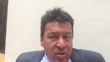 Orlando Arciniegas, ex asesor externo de la Secretaría de Hacienda de la Alcaldía de Ibagué.