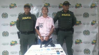 A la cárcel 'El Ñame' por homicidio de un joven en El bosque
