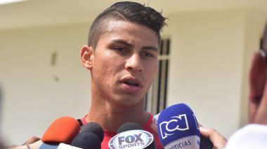 Alexis Pérez (22 años).