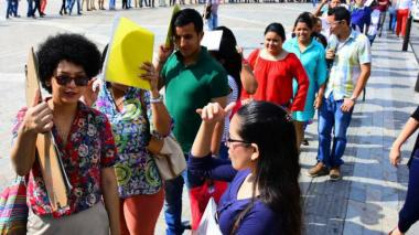 El 'camello' de encontrar empleo en Barranquilla