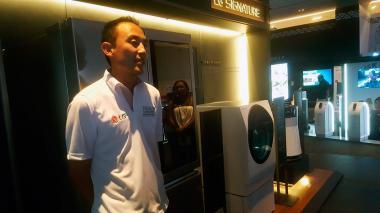 LG le apunta a la tecnología de punta en los elementos de hogar