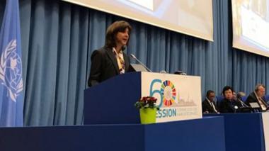 Canciller pide a ONU mejorar resultados de lucha global antidroga