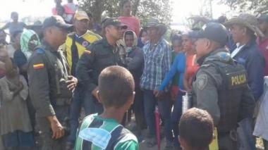 Hombres armados roban $298 millones para el pago de Familias en Acción en Pinillos