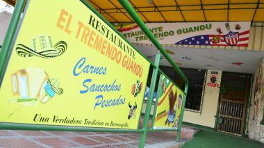 'El Tremendo Guandú' cierra sus puertas