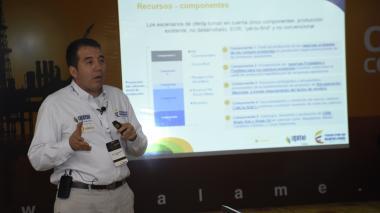 Jorge Alberto Valencia, director general de UPME.