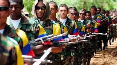 Las Farc entregaron las primeras 140 armas
