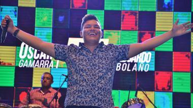 Agrupación de Riohacha, con el mayor puntuaje en primera ronda del Festival Francisco El Hombre