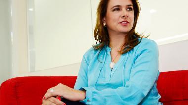 Juana Carolina Londoño, presidente de Fiducóldex