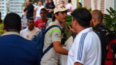 El delantero boliviano Marcelo Moreno Martins es la principal figura de su país.