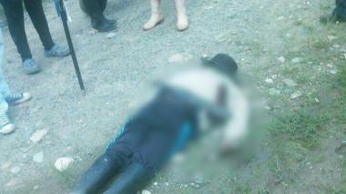 Denuncian asesinato de un indígena en Cauca
