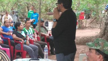 """""""El nuevo partido político de las Farc se discutirá en Conejo"""": Iván Márquez"""