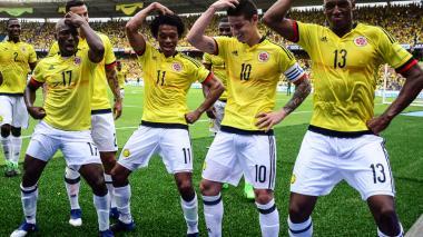 Colombia 1, Bolivia 0: ¡casi que no entra!