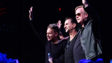 Depeche Mode, la banda que innovó combinando el rock y la electrónica