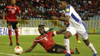 Trinidad y Tobago derrota a Panamá 1-0 y logra sus primeros tres puntos