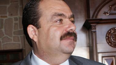 Édgar Veitia, fiscal detenido en San Diego, California.