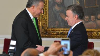 """""""No tengo militancia de ningún partido político"""", asegura el vicepresidente Naranjo"""