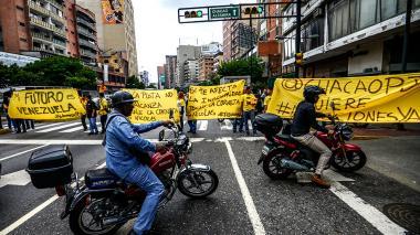 """Fiscal general de Venezuela denuncia """"ruptura constitucional"""""""