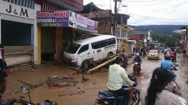 En video | Así registraron en Twitter la tragedia de Mocoa