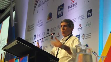 Alan Jara, director de la Unidad de Víctimas, lanzó la iniciativa de los aportes.