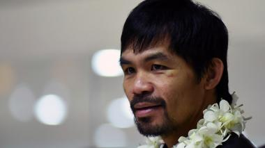 Manny Pacquiao peleará ante Jeff Horn