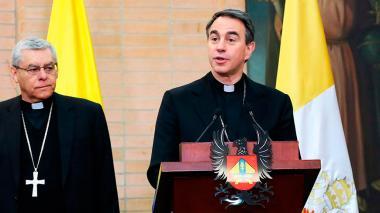 Nuncio apostólico visitará este jueves Mocoa
