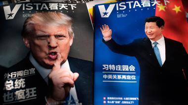 Los cinco puntos en la cumbre de hoy entre Donald Trump y Xi Jinping