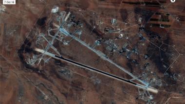 """Ataque de Estados Unidos en Siria provocó """"muertes"""": gobernador de Homs"""