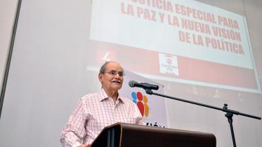 """""""JEP cumple rol fundamental para esclarecer la verdad"""": Horacio Serpa"""