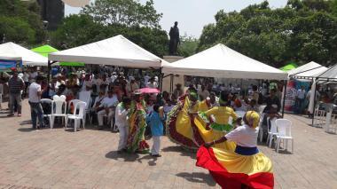 Evento realizado en Sucre por la Unidad de Víctimas.
