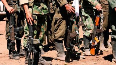 Identificación y registro de armas casi finalizado: ONU