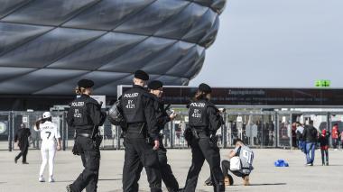 Detienen sospechoso del atentado al bus del equipo Borussia Dortmund
