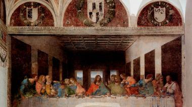 Los enigmas en 'La última cena' de Leonardo da Vinci