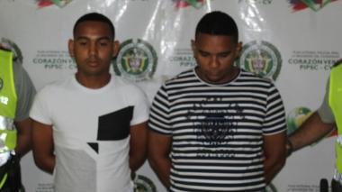 Caen presuntos autores de doble homicidio en Sourdis