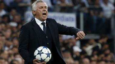 """Ancelotti pide árbitros """"con más calidad"""" o videoarbitraje"""