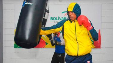 El púgil barranquillero Juan Carlos Carrillo peleará.