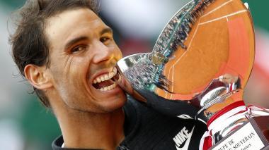 Nadal gana por décima vez el Masters 1000 de Montecarlo