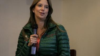 Cristina Plazas, directora del Instituto Colombiano de Bienestar Familiar, ICBF.